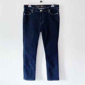 Kate Spade Play Hooky Dark Wash Skinny Jeans